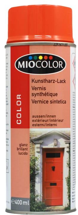 Peinture en aérosol acrylique a l'eau Miocolor 660836200000 Couleur Orange pastel Contenu 350.0 ml Photo no. 1