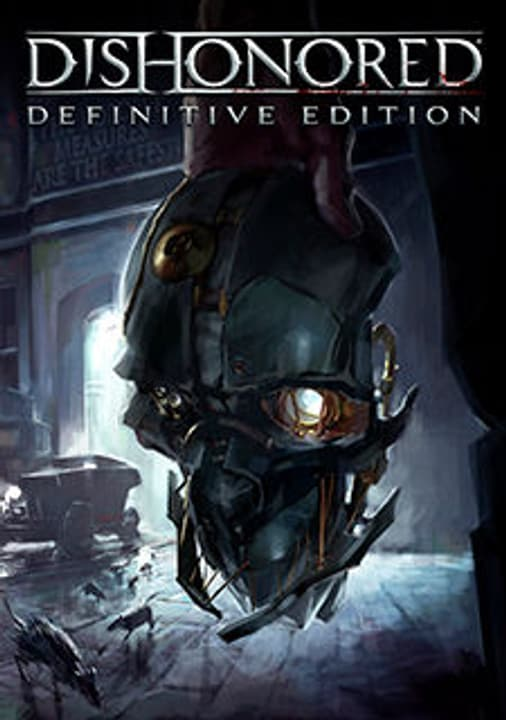 PC - Dishonored - Definitive Edition Download (ESD) 785300133808 Photo no. 1