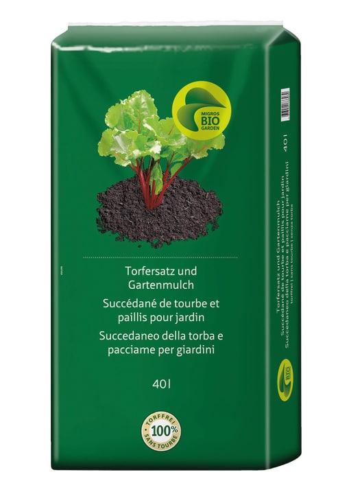 Succedaneo della torba e pacciame per giardini, 30 l Migros-Bio Garden 658109800000 N. figura 1