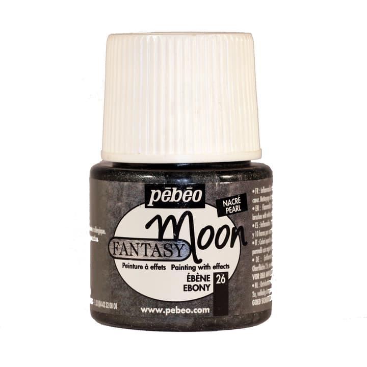 Fantasy Moon 45ml Pebeo 665905100000 Colore Ebano N. figura 1
