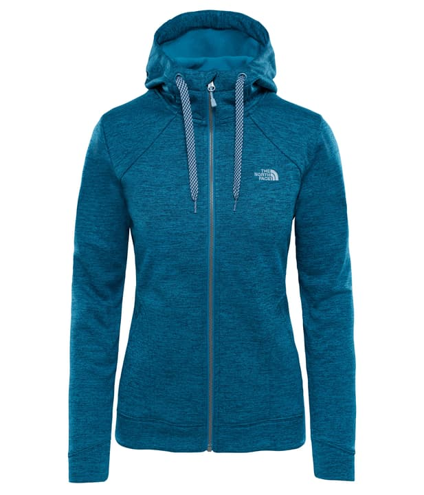 Kutum Full Zip Hoodie Damen-Fleecejacke The North Face 461048300522 Farbe dunkelblau Grösse L Bild-Nr. 1