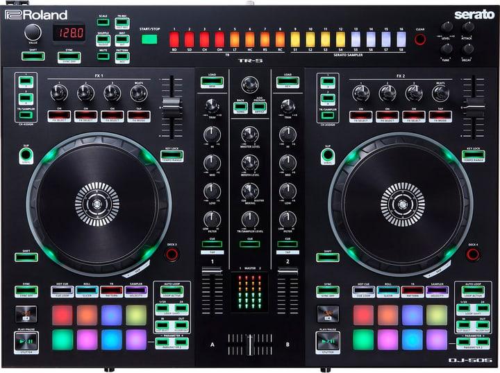 DJ-505 DJ Controller Roland 785300150552 Photo no. 1