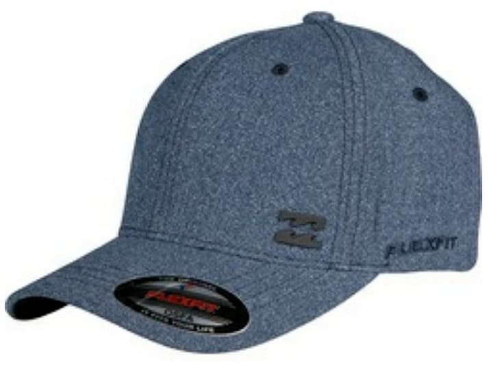 Station Flexfit Herren-Cap Billabong 462235399947 Farbe denim Grösse one size Bild-Nr. 1