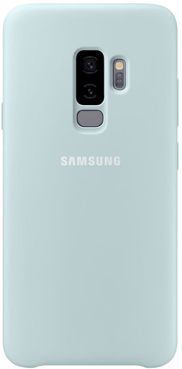 Silicone Cover blu Custodia Samsung 785300133647 N. figura 1