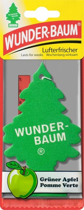Deodorante Wunderbaum 620112100000 Fragranza Mela verde N. figura 1