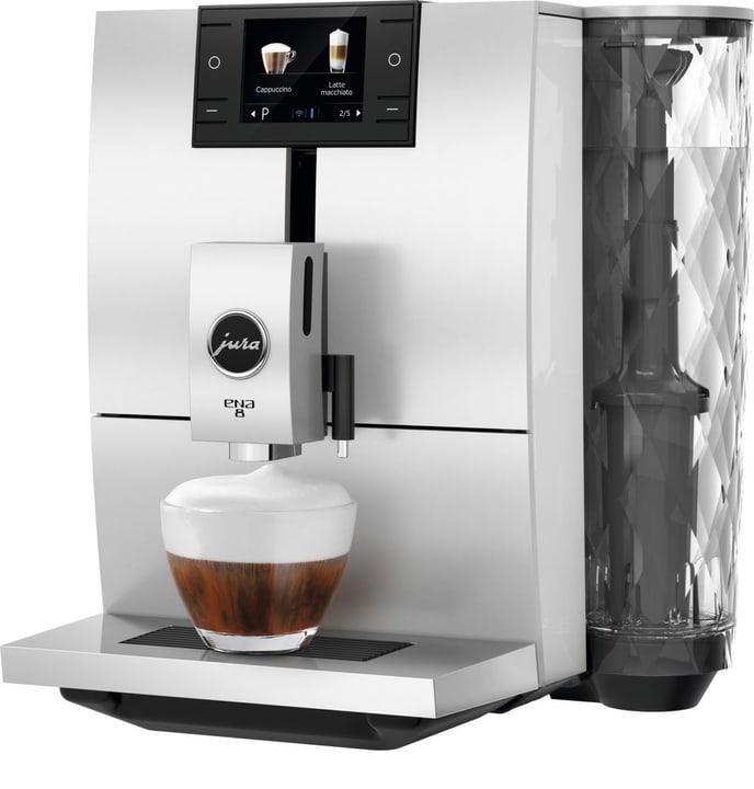 ENA 8 Nordic White Kaffeevollautomat JURA 71800330000019 Bild Nr. 1