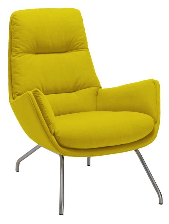 ANDRES Sessel 402452307049 Grösse B: 83.0 cm x T: 87.0 cm x H: 96.0 cm Farbe Lime Bild Nr. 1