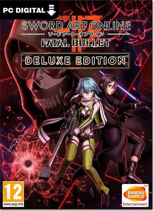 PC - Sword Art Online: Fatal Bullet - Deluxe Edition - D/F/I Download (ESD) 785300134429 N. figura 1