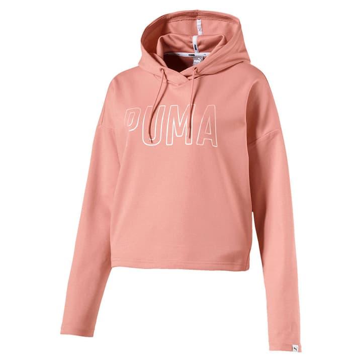 FUSION Hoody Sweat-shirt pour feme Puma 462381100339 Couleur vieux rose Taille S Photo no. 1