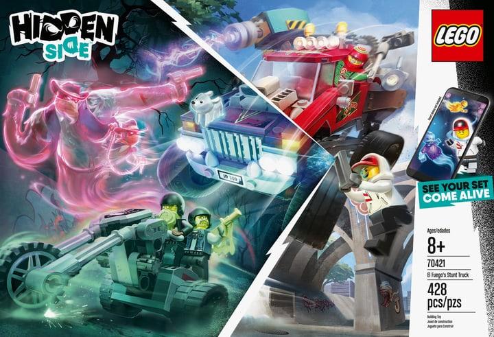 LEGO HIDDEN 70421 Le quad chasseur de 748720300000 Photo no. 1