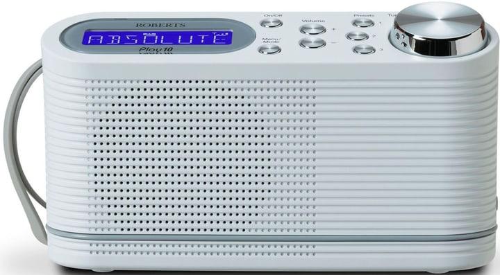 Play 10 - Weiss DAB+ Radio Roberts 785300145346 Bild Nr. 1