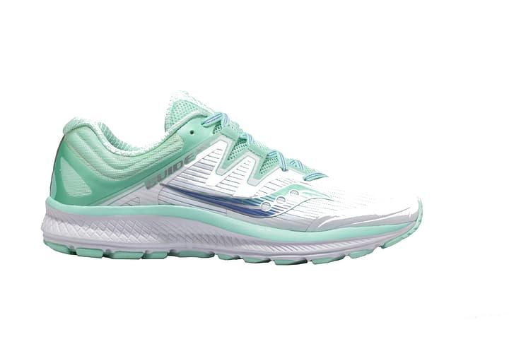 Guide ISO Chaussures de course pour femme Saucony 463229437510 Couleur blanc Taille 37.5 Photo no. 1