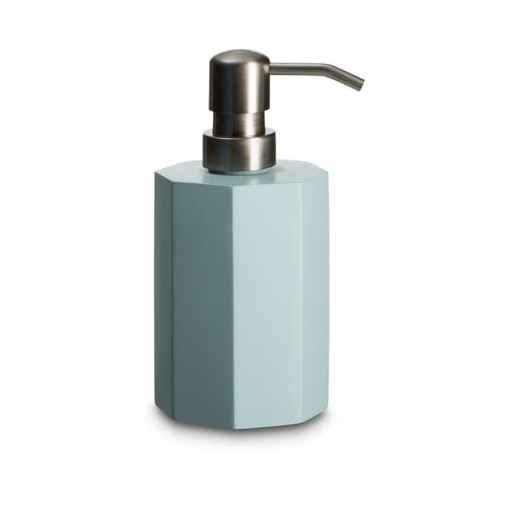 INES Distributeur de savon 374113500000 Dimensions L: 8.0 cm x P: 8.0 cm x H: 16.7 cm Couleur Bleu clair Photo no. 1