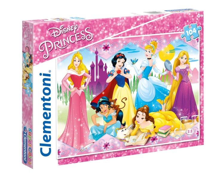Disney Princess 104 pièces Puzzle 746999200000 Photo no. 1