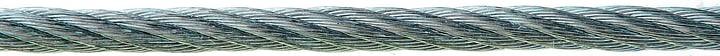 Câble d'acier galvanisé Meister 604725200000 Taille 3 mm Photo no. 1