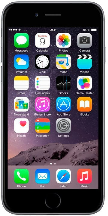iPhone 6 32GB Space Gray Smartphone Apple 785300133749 N. figura 1