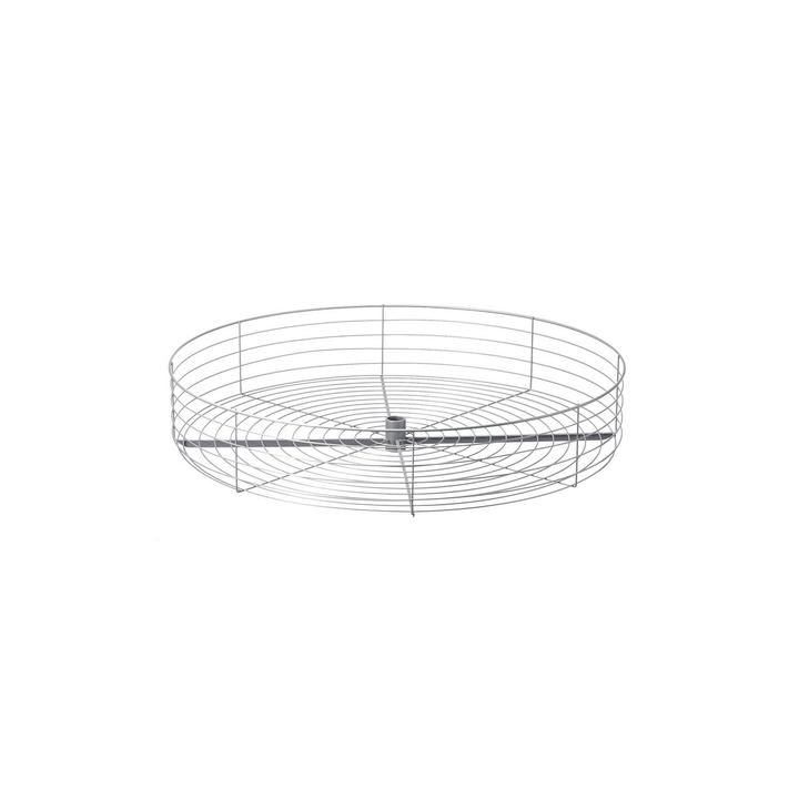 MILO Elemento angolo 364045954323 Dimensioni L: 83.0 cm x P: 8.5 cm x A: 93.0 cm Colore Color argento N. figura 1