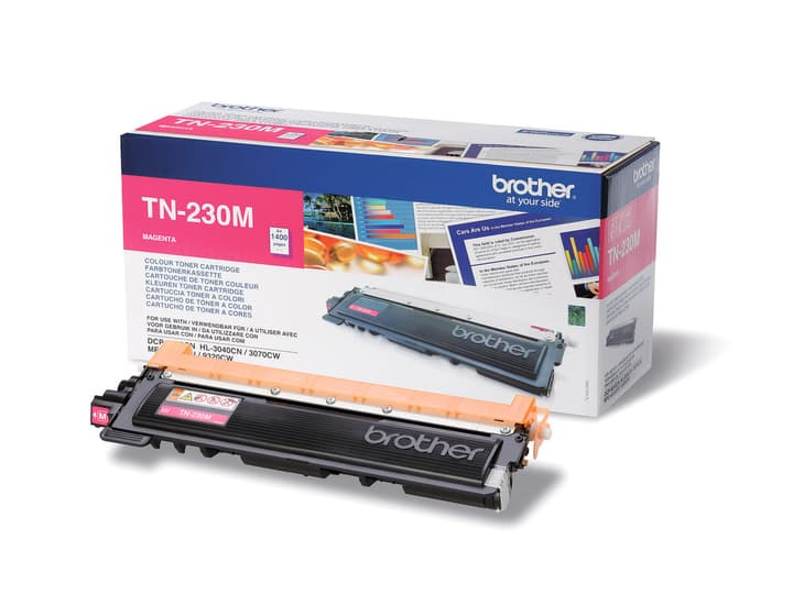 Toner-Modul TN-230M magenta Brother 797518100000 Bild Nr. 1