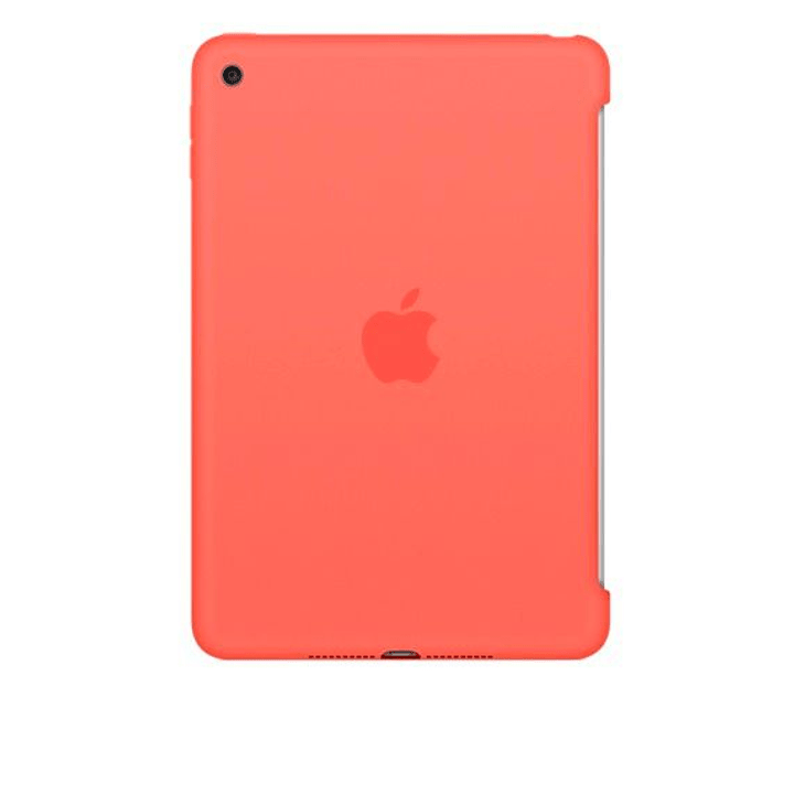 iPad mini 4 Custodia in silicone Albicocca Apple 785300125203 N. figura 1