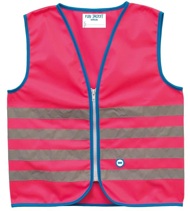 Fun Jacket rosa S Wowow 620826600000 Taglio S Colore Rosa fucsia N. figura 1