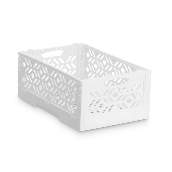MINI Klappbox 386148100000 Grösse B: 26.5 cm x T: 17.1 cm x H: 10.5 cm Farbe Weiss Bild Nr. 1