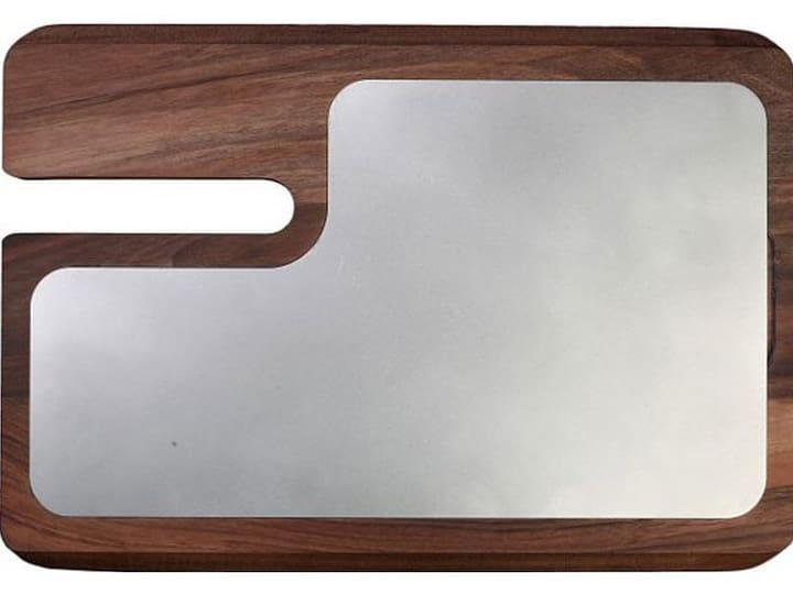 bois de frêne / acier inoxydable 290 x 205 mm Tagliere Berkel 785300136648 N. figura 1