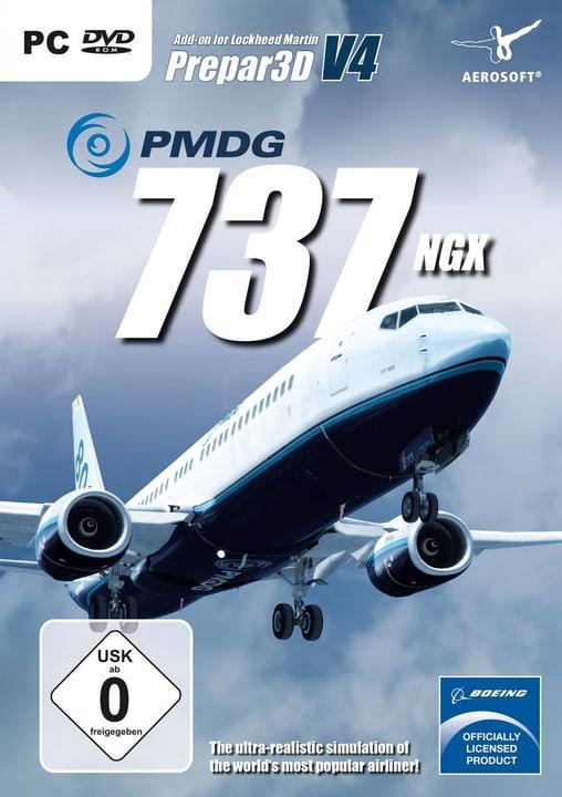 PC - PMDG 737 V4 (D) Box 785300131830 Photo no. 1