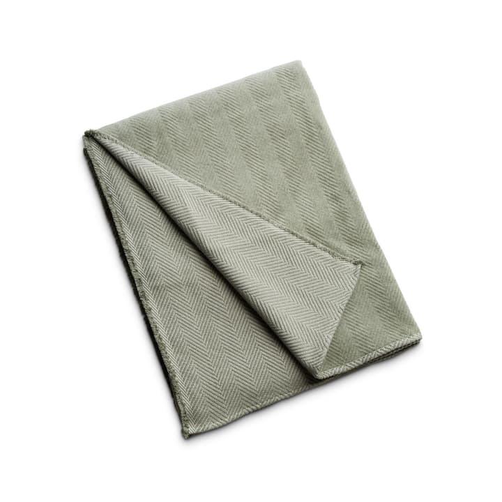 SIENA Plaid 378099500000 Farbe Grün Grösse B: 200.0 cm x T: 150.0 cm Bild Nr. 1