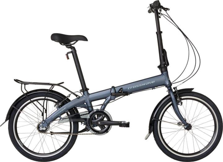 Vélo pliable Vélo de ville Crosswave 464824300000 Photo no. 1