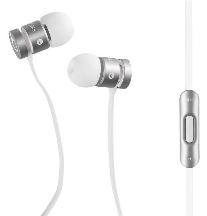 urBeats -  hard chrome finish - In-Ear écouters - Argent Beats By Dr. Dre 785300130816 Photo no. 1