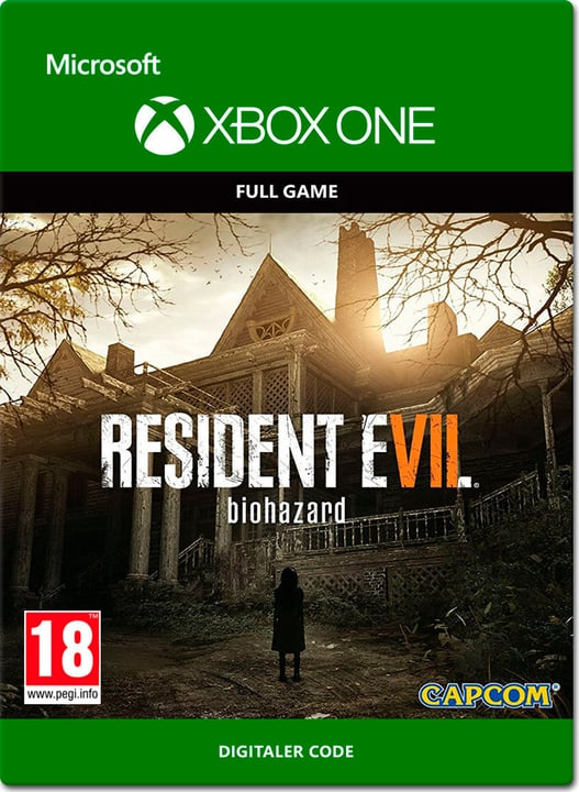 Xbox One - Resident Evil 7 biohazard Download (ESD) 785300138687 N. figura 1