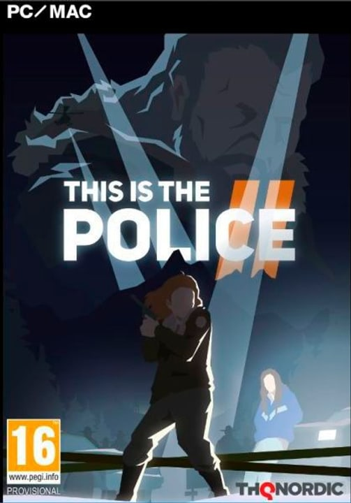 PC - This is the Police 2 (F/I) Box 785300132667 Bild Nr. 1