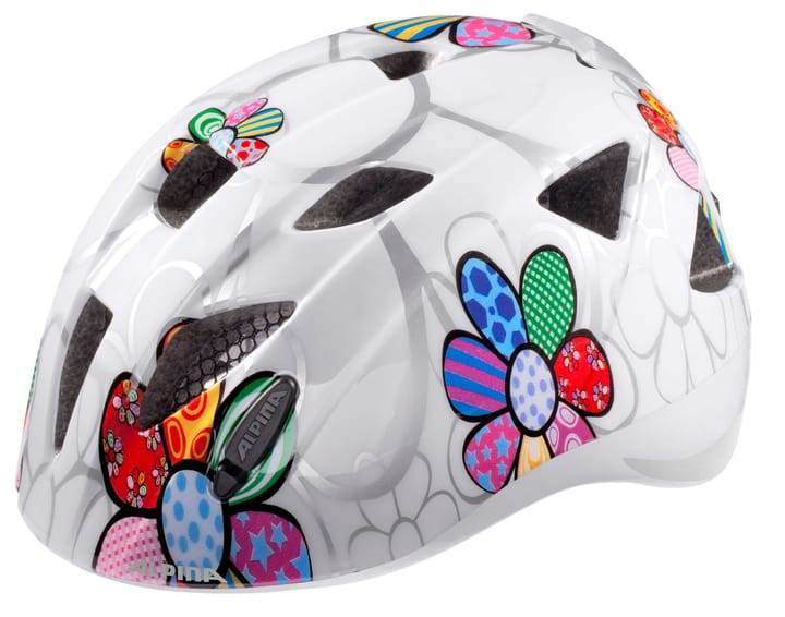 Ximo Flash Flowers Casque pour enfant Alpina 470281800000 Photo no. 1