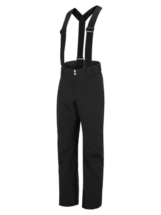 TELMO coupé long Pantalone da sci da uomo Ziener 460366310620 Colore nero Taglie 106 N. figura 1