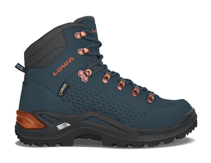 Renegade GTX Mid 20 Chaussures de randonnée pour homme Lowa 473303841040 Couleur bleu Taille 41 Photo no. 1