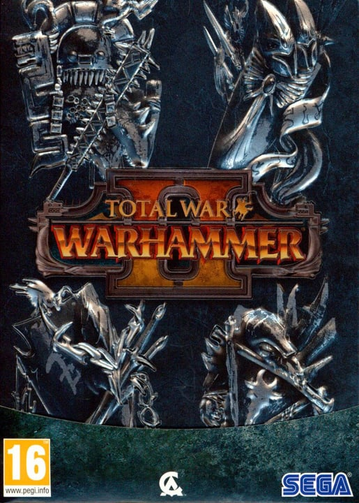 PC - Total War: Warhammer 2 - Limited Edition Fisico (Box) 785300128883 N. figura 1
