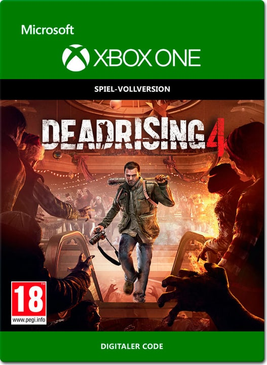 Xbox One - Dead Rising 4 Download (ESD) 785300137300 Photo no. 1