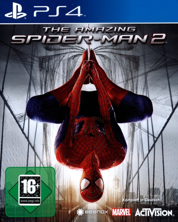 PS4 - The Amazing Spider-Man 2 785300121577 Photo no. 1