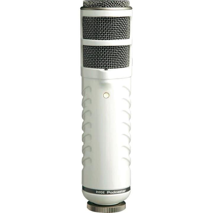 Rode Podcaster, microfono altoparlante dinamico USB Rode 785300124351 N. figura 1