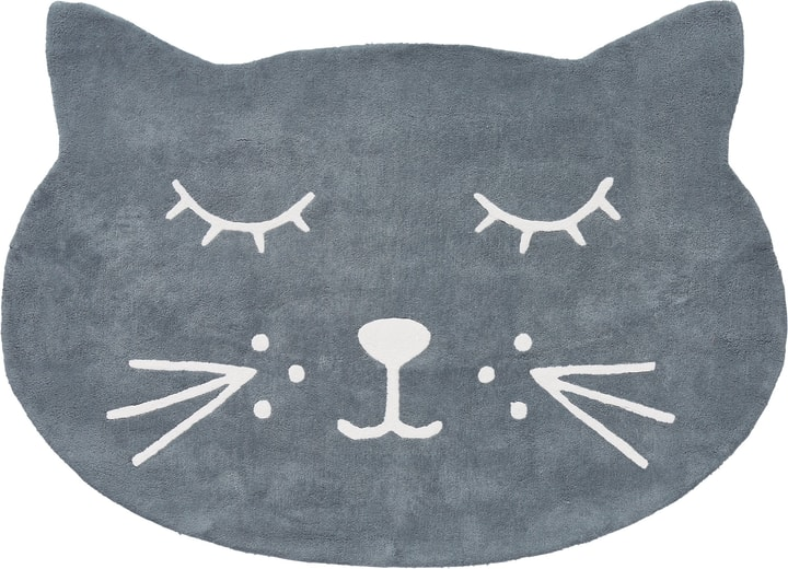 MIA Tapis 412012610480 Couleur gris Dimensions L: 100.0 cm x P: 140.0 cm Photo no. 1