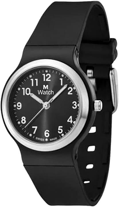 ex LADY schwarz Armbanduhr Orologio M Watch 760313900000 N. figura 1