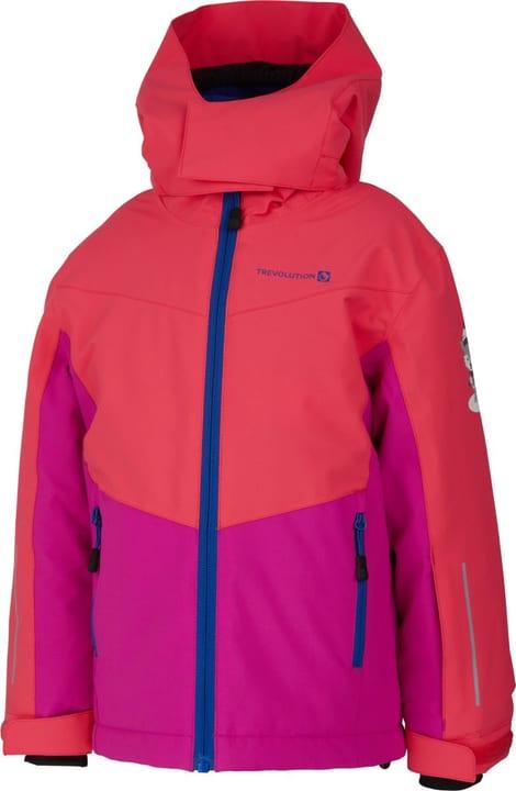 Veste de ski pour fille Trevolution 472354709829 Couleur magenta Taille 98 Photo no. 1