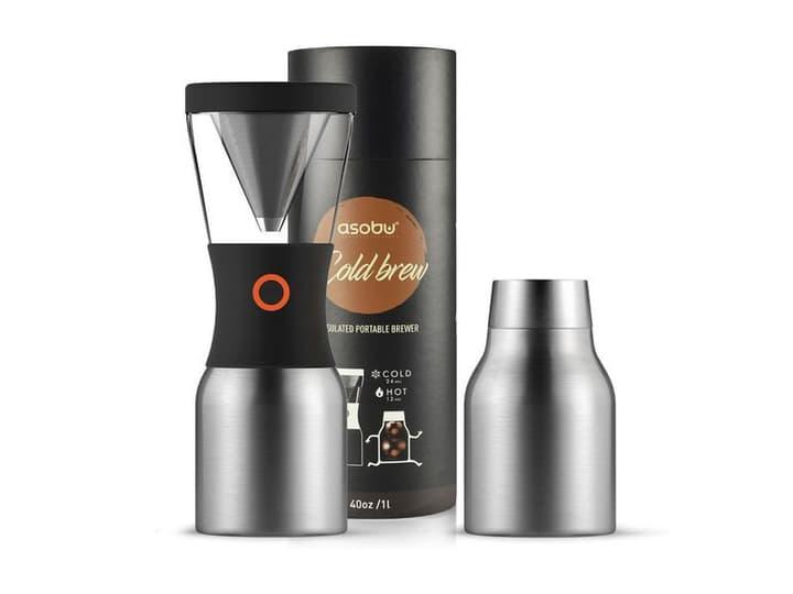 Cold Brew Coffee 1.1 l Eiskaffeebereiter Asobu 785300138302 Bild Nr. 1
