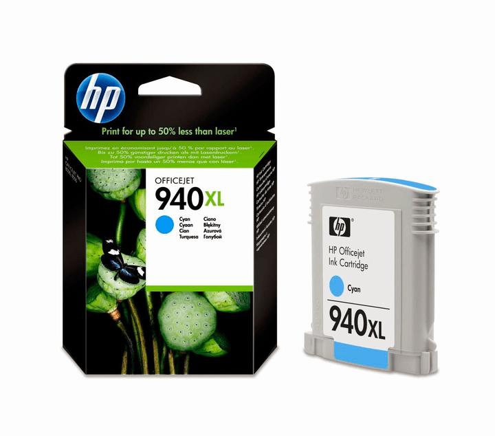 C4907AE cartuccia d'inchiostro nr. 940XL cyan Cartuccia d'inchiostro HP 797512900000 N. figura 1