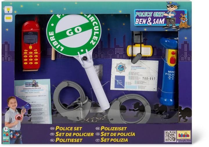 Panoplie du policier, 10 pcs. 744631000000 Photo no. 1