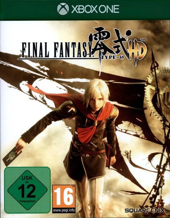 Xbox One - Final Fantasy Type-0 HD Box 785300122501 N. figura 1
