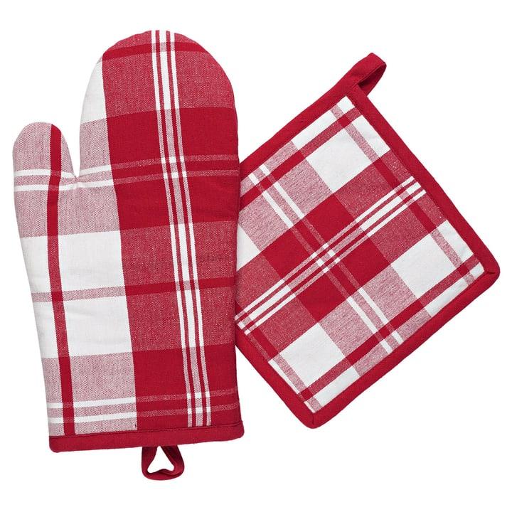 Guanto da cucina Presina Cucina & Tavola 700360200030 Colore Rosso / Bianco N. figura 1
