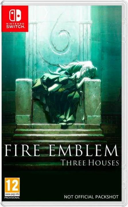 "NSW - Fire Emblem: Three Houses Limited Edition"" Box Nintendo 785300142990 Photo no. 1"