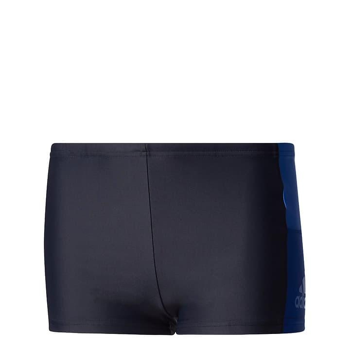 INF CB BX B Boxer de bain pour garçon Adidas 464518712843 Couleur bleu marine Taille 128 Photo no. 1