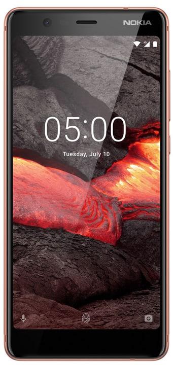 5.1 (2018) Dual SIM 16GB Copper Smartphone Nokia 785300136934 N. figura 1